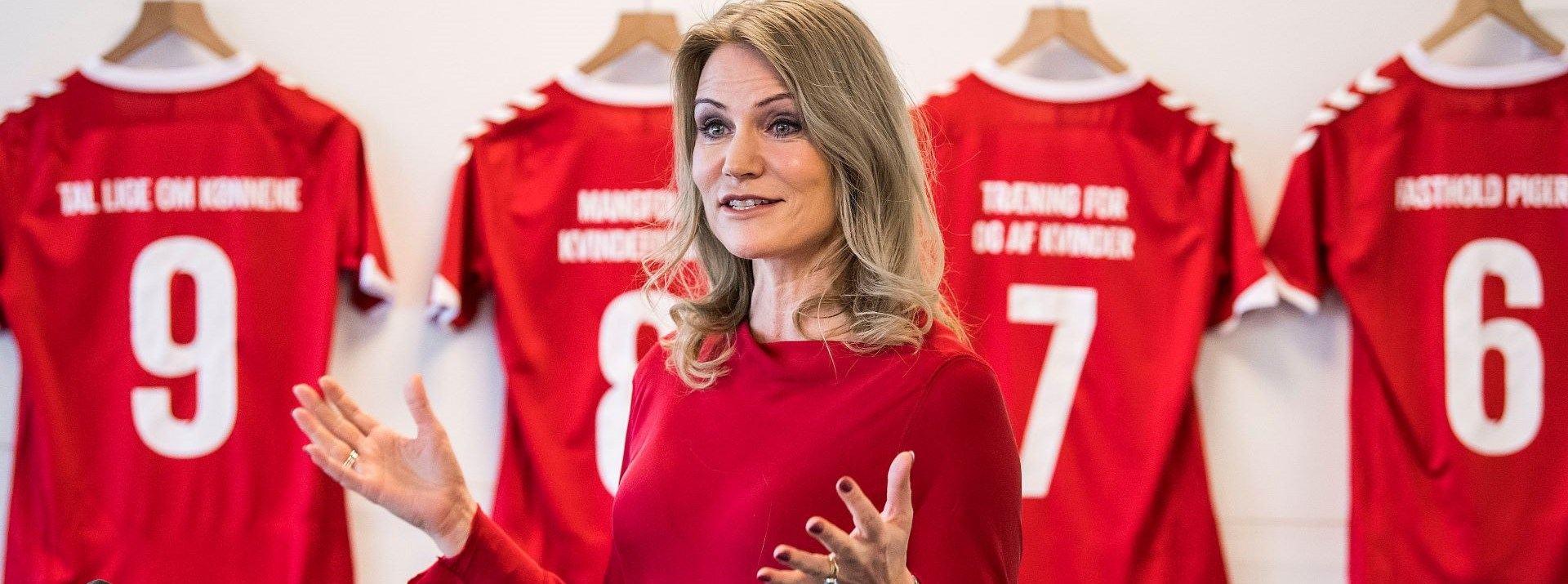 Helle Thorning Schmidt I Spidsen For Ny Komité